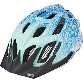 ABUS MountX Kask rowerowy Dzieci, blue animal